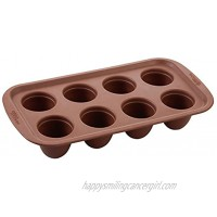 Wilton Brownie Pops Silicone Brownie and Cake Pop Pan 8-Cavity