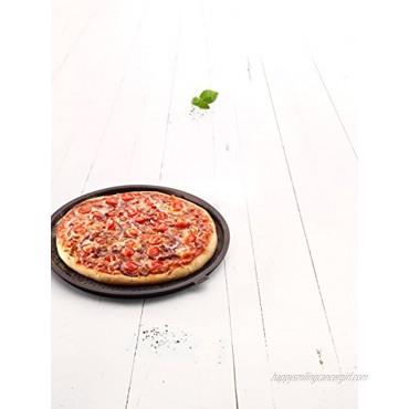 Lekue Perforated Pizza Mat 14 Brown