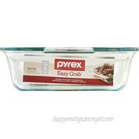 Pyrex Easy Grab 8 Glass Bakeware Dish