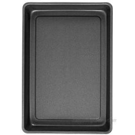 "G & S Metal Products Company PB64 ProBake Teflon Xtra Nonstick Bake and Roasting Pan 15.5"" x 10.5"" Charcoal,Large"