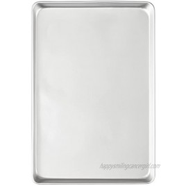 Wilton Performance Pans Aluminum Jelly Roll and Cookie Pan 10.5 x 15.5-Inch